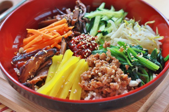 Image gallery koreanfood for About korean cuisine