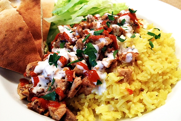 Muslim Chinese Food Recipe